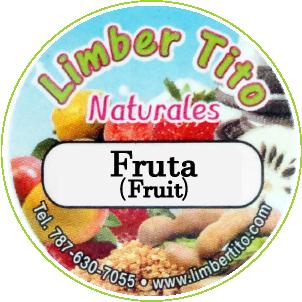 Limber Tito Fruta