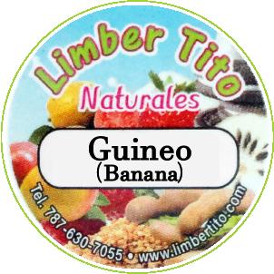 Limber Tito Guineo Banana